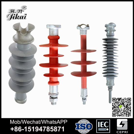 China 11kv 24kv 33kv Composite Pin Insulator For Transmission Line