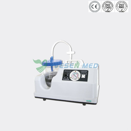 Portable Electric Air Sputum Phlegm Suction Device pictures & photos