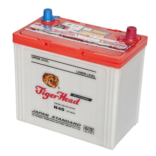 Starting Dry Charge Car Battery (N40 40AH)