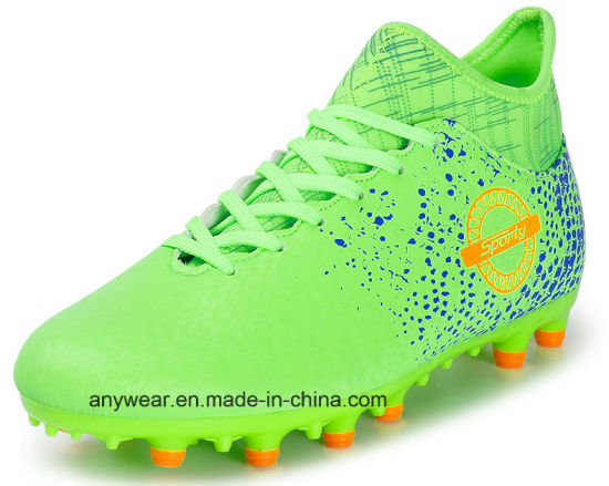 e1281d0f1d2 China New Design Football Boots with Flyknit Upper Soccer Shoes (150 ...