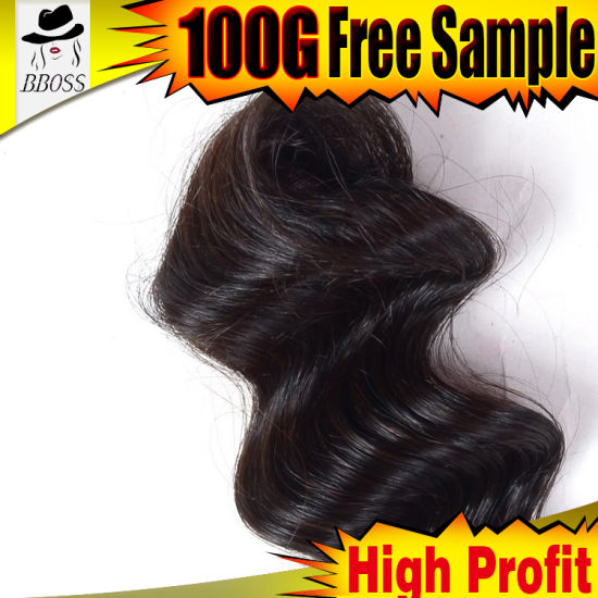 Highlight Human Hair of Brazilian Hair Extension pictures & photos