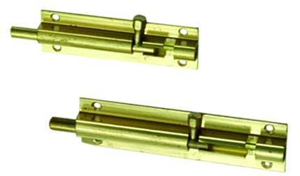 Hot Sell 1 Inch (25mm) Width Brass Flush Bolt