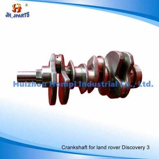 China Engine Parts Crankshaft/Billet Crankshaft for Racing