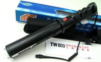 High Quality Police Self-Dence Anti Riot Stun Gun (TS-809) pictures & photos