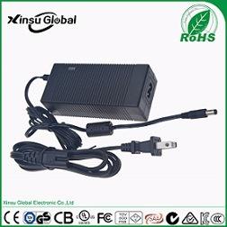 DOE Level VI LED Light Strip CCTV Camera 12V 5A Power Adapter with CB UL cUL PSE Ce SAA Rcm C-Tick CCC