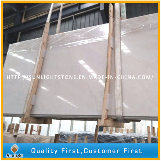 Cheap China Snow White Marble Slabs for Countertops, Vanity Tops pictures & photos