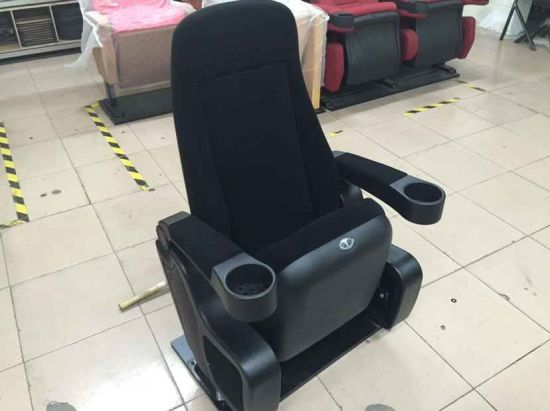 Luxury VIP Rocking Cinema Chair with Plastic Shell (HJ9401) pictures & photos