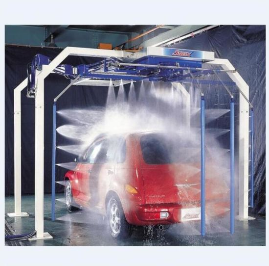 Semi-Automatic Touch Free Car Washing Machine Fast Cleaning Machine pictures & photos