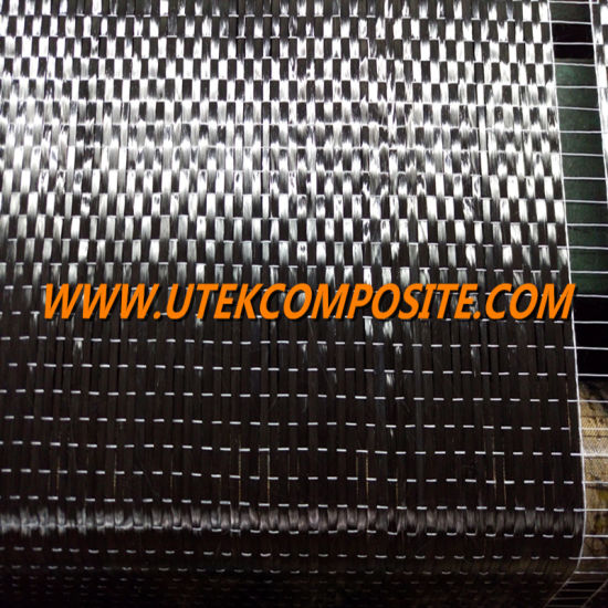 30cm Width 200GSM Carbon Fiber Unidirectional Fabric pictures & photos