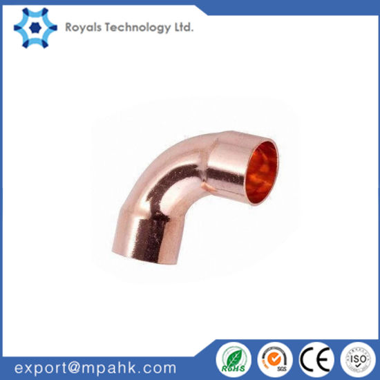 Elbow Copper Fitting Pipe Coupling pictures & photos