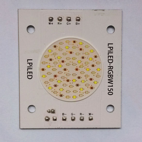 Round Colorful Chip LED RGBW LED RGBW High Power LED pictures & photos