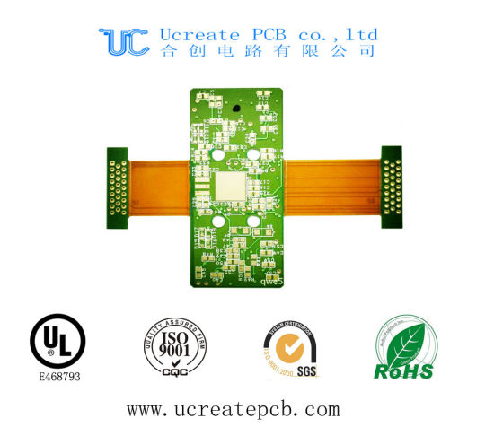 China The Professional Rigid-Flex PCB Board with High