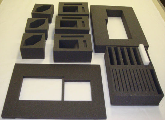 Wholesale Customized Molded Die Cut Packing Foam Insert with Cheaper Price pictures & photos