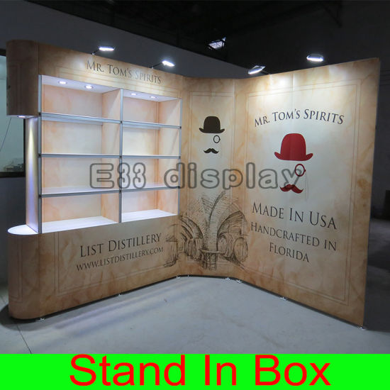 Exhibition Booth Quotation : China portable exhibition booth display diy trade show stand