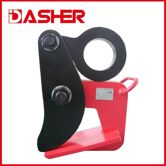 Steel Plate Horizontal Clamp for Lifting 6tons