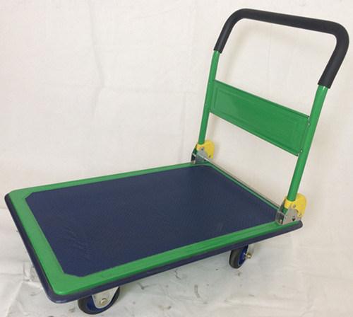 Home Discount Platform Hand Trolley Folding Truck Cart Heavy Duty Flat Bed