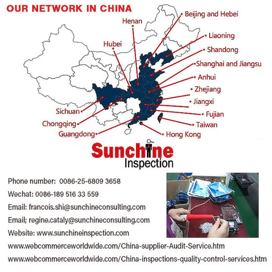 Pre-Shipment Inspection Service in Shandong Province / Good Quality Check in China pictures & photos