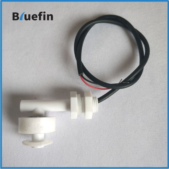 M12 Thread Plastic Vertical Mounting Level Switch, Low Level Alarm Switch, Continuous Level Sensor pictures & photos