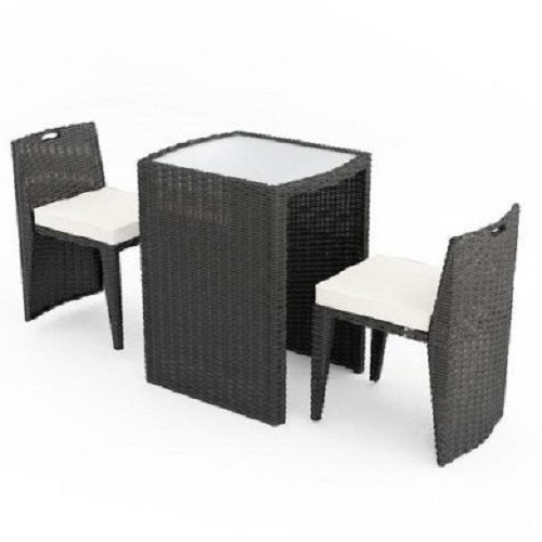 Brown Garden Rattan Patio Furniture with 2 Seats pictures & photos