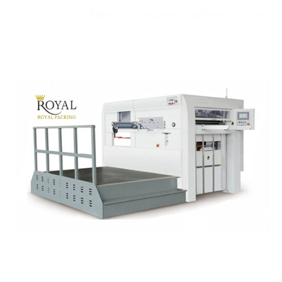 Ryh-1060 Automatic Platen Die-Cutting Machine pictures & photos