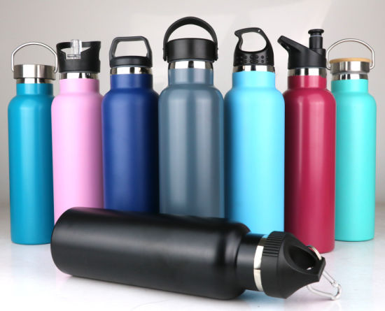 52b915402e20 China Stainless Steel Vacuum Flask Outdoor Climbing Wide Mouth ...