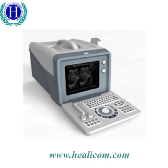 Hbw-5 B/W Portable B Mode Ultrasound Scanner pictures & photos