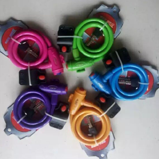 Good Quality Bicycle Lock 12*85mm, Bicycle Accessories pictures & photos