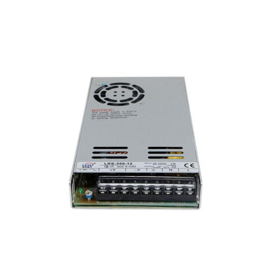 China Ce 350W 110V/220V to 12V 15V 24V 48V AC DC Converter