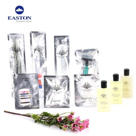 Promotional Hotel Amenities Supply Toiletries Set