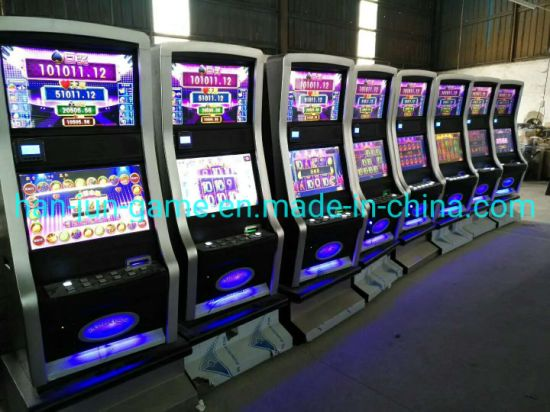 China Hearts Of Venice 50 Line Super Respin Casino Gambling Video Arcade Electric Slot Game Machine China Game Machine And Slot Game Machine Cabinet Price