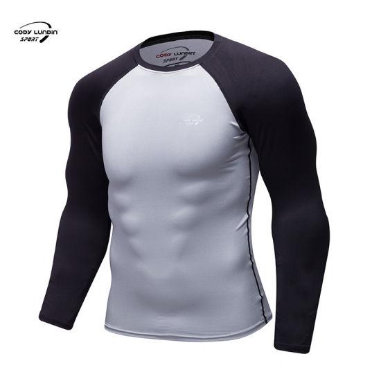 Cody Lundin 100% Premium Cotton Custom Logo Print T-Shirt Men's Blank Plain T Shirts Short Sleeve