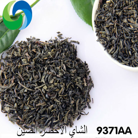 Chinese Dry Tea Special China Chunmee Green Tea 9371