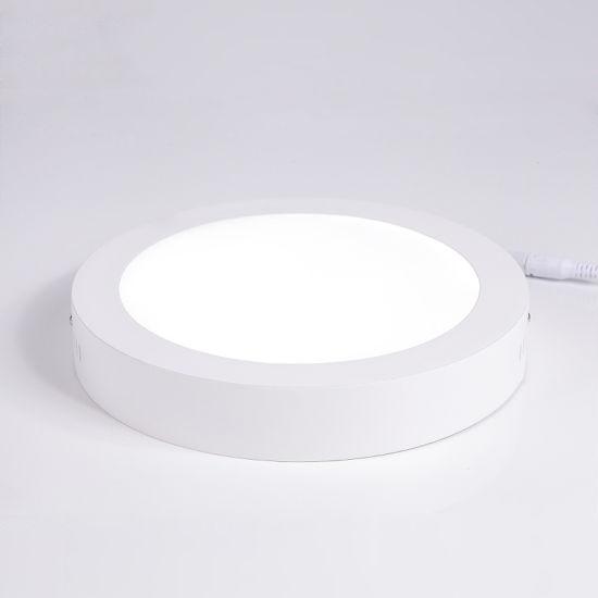 Hot Sale OEM ODM LED Ceiling Surface Round LED Panel Light