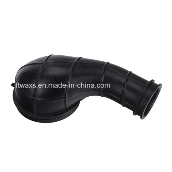 OEM Flexible Auto Black NR Rubber Air Intake Pipe