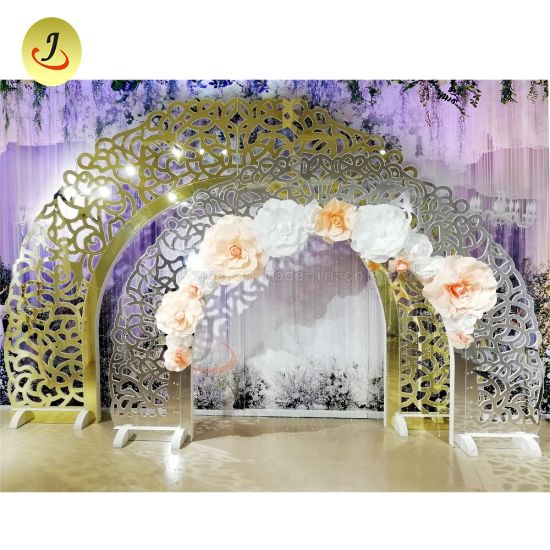 Wedding/Hotel/Event Decoration/Wedding Backdrops for Party Use pictures & photos