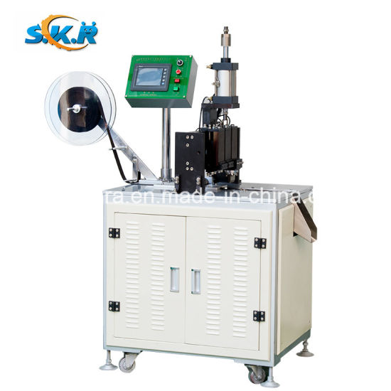 Three-Station Ultrasonic Punching Cutting Machine with Work Efficiently for Strip