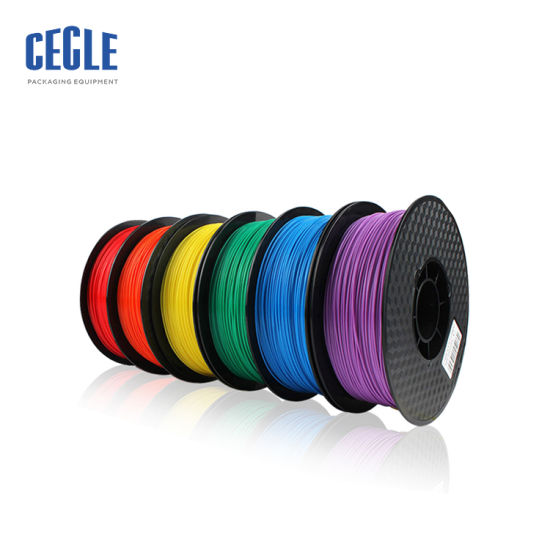 3D Printer 1.75mm Filament PLA ABS 1kg Multiple Colour Printing Filament Price pictures & photos