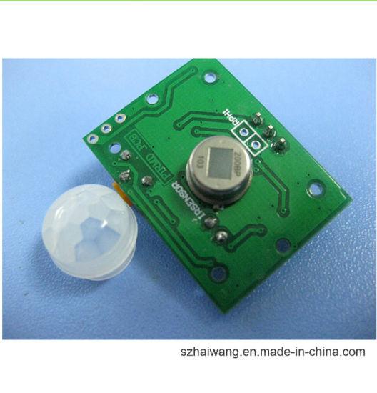 Smart PIR Sensor Module with Adjust Time & Distance Freely Hw-M8002