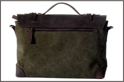 Retro Army Green Canvas Messenger Bag pictures & photos