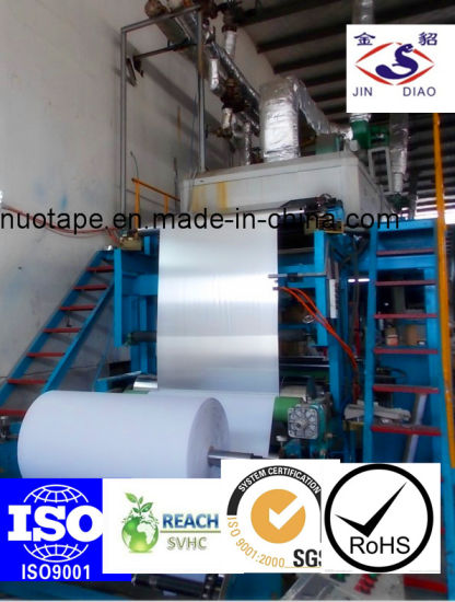 Pressure Sensitive Acrylic Adhesive Aluminum Tape with Liner pictures & photos