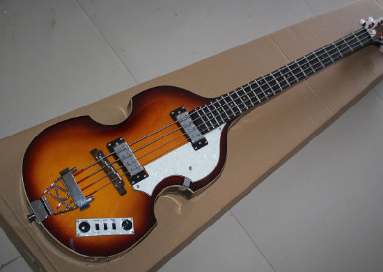Guitars & Basses 100% Quality Edwards E-jv-95 Violin Bass