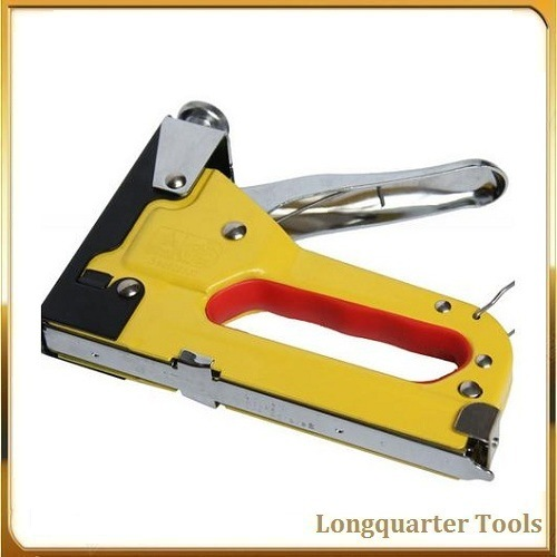 Hand Manual Tacker Staple Gun pictures & photos
