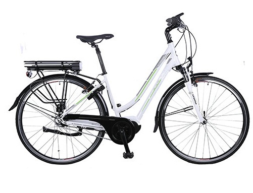 Middle Drive Motor City Electric Bike with Lithium Battery