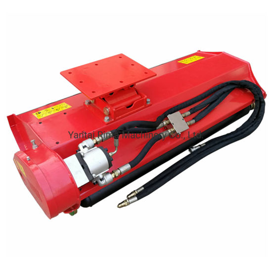 1500mm Lawn Brush Cutter Flail Mower for Excavator