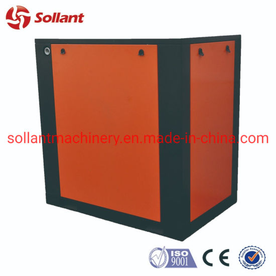 Highly Quality General Industry High Efficiency 22kw 30HP Air Compressor Screw Direct Driven Screw Air Compressor
