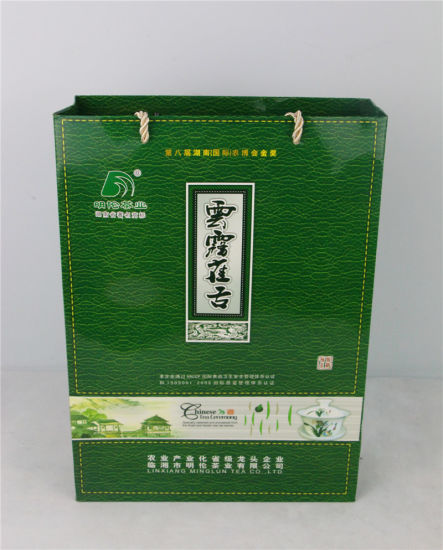Green Tea Pressie Gift 250g Tin Package pictures & photos