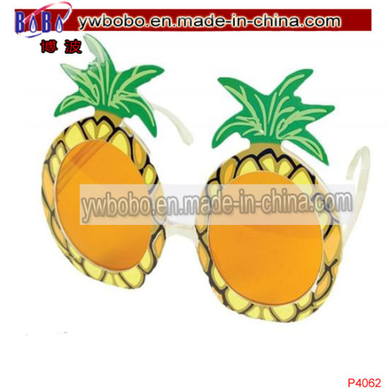 Pineapple Hawaiian Novelty Beach Sun Glasses Hen Stag Party (P4062) pictures & photos