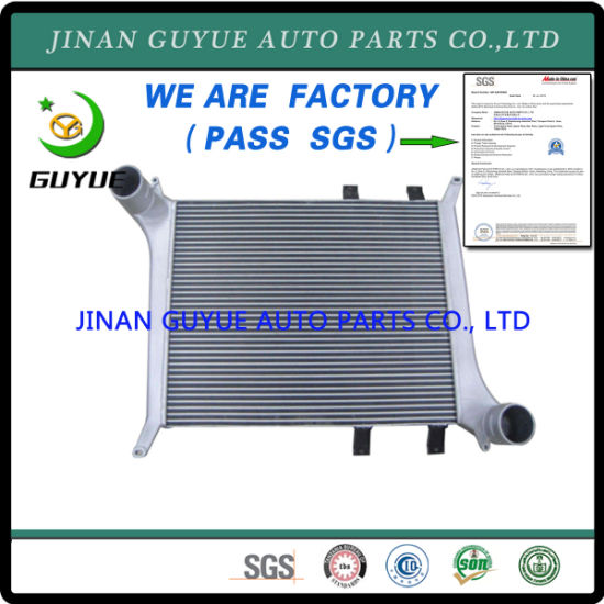 for FAW HOWO Shacman Dongfeng Beiben Foton Truck Spare Parts Intercooler