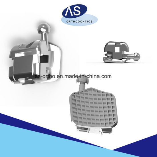 Orthodontic Self-Ligating Brackets Orthodontic Manufacturers Metal Brackets with Ce FDA ISO13485 pictures & photos