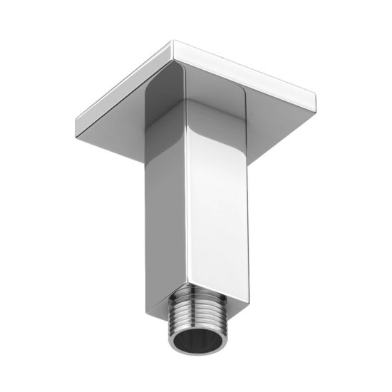 Br Square Ceiling Drop Shower Arm